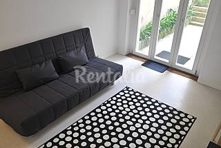 Apartment with 2 bedrooms 3.5 km from the beach Porto