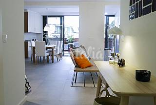 Apartment with 3 bedrooms only 60 meters from the beach Barcelona