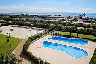 Apartamento con piscina a 250 m de la playa Tarragona