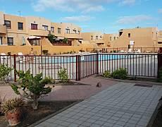 Huis met 1 slaapkamer op 150 meter van het strand Fuerteventura