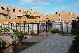 House with 1 bedroom only 150 meters from the beach Fuerteventura