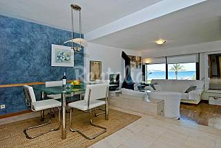lujoso apartamento en primera línea de playa Mallorca