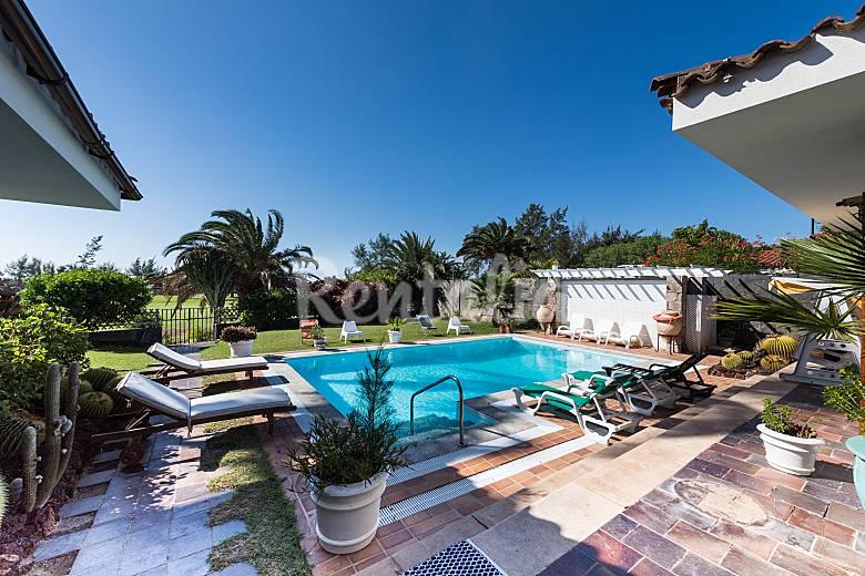 Fantastic Swimming pool Gran Canaria San Bartolomé de Tirajana villa