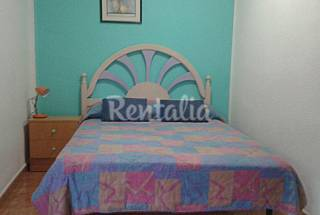 Apartment with 1 bedroom only 400 meters from the beach Málaga