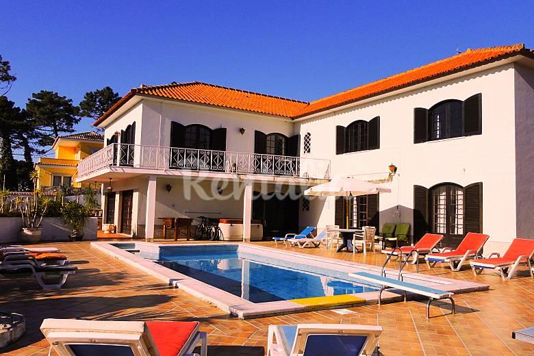 Maison de 5 chambres piscine chauff e lisbonne for Piscine lisbonne
