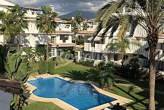 Modern apartment for rent in Nueva Andalusia Málaga