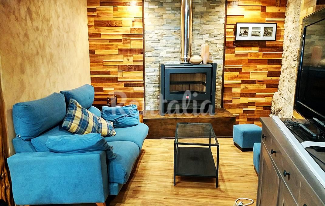 Casa para 8 personas en Tubilla del Lago Burgos