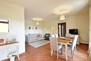 Wohnung für 4-6 Personen in Palaia Pisa