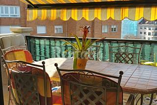 Apartamento de 3 habitaciones a 300 m de la playa Pontevedra