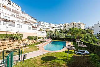 Apartment for 4-5 people only 700 meters from the beach Málaga