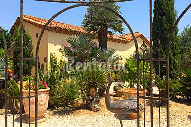 Stylish, Outdoors Herault Portiragnes House