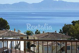 Apartamento de playa en Puerto Alcudia Mallorca