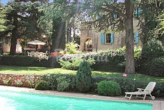 Gorgeous villa with pool and garden Var