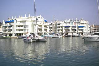 Apartment for 4 people 400 meters from the beach Málaga