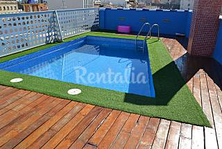 Beautiful apt great location  in Carreteria str Málaga