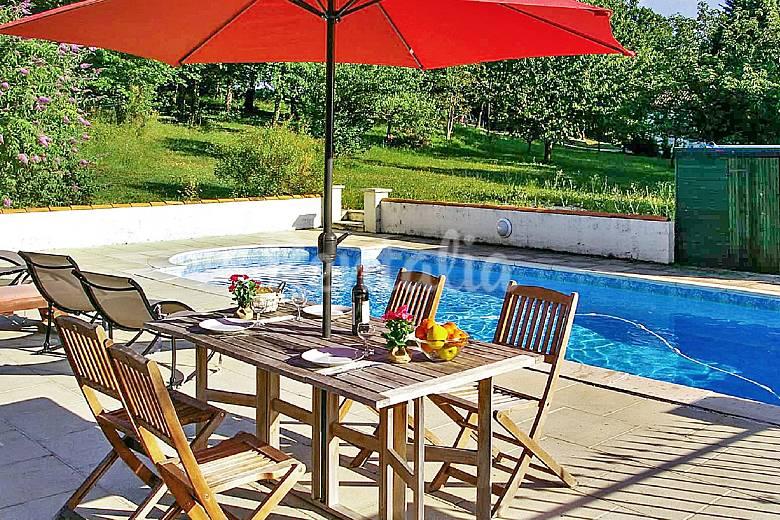 Villa mit Pool und großem Garten - Dompierre-sur-Charente ...