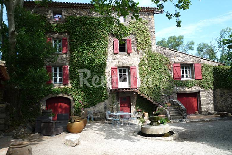 Charming Outdoors Herault Clermont-L'Herault Cottage