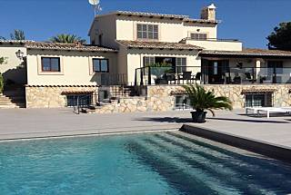 Wonderful Villa in Palmanova near beach  Majorca