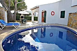 Casa para 4-6 personas a 300 m de la playa Menorca