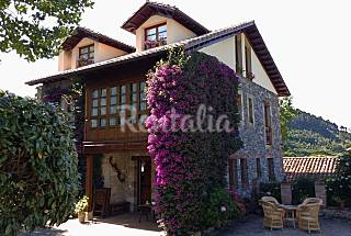 Villa for rent 12 km from the beach Asturias