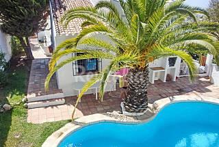 Spacious Spanish villa with pool Málaga