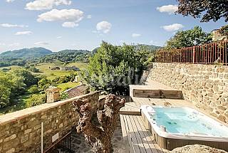 Stunning villa with panoramic views Ardeche