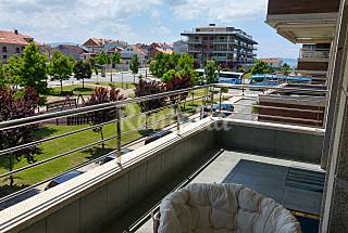 Apartment for 2-4 people only 200 meters from the beach Pontevedra