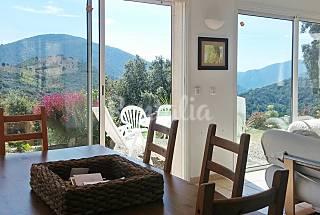 Chic villa between sea & mountains South Corsica
