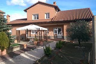 Casa valle del Jarama Toledo