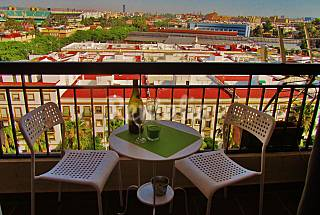 Apartment for 4 people in the centre of Seville Seville