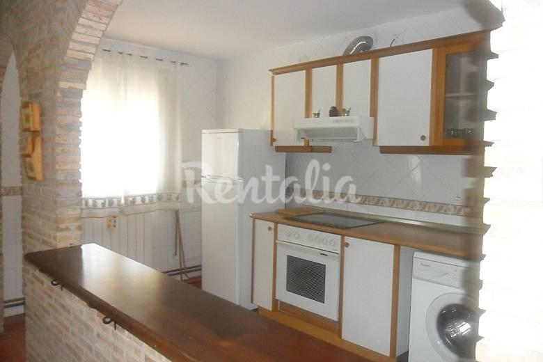 Alquiler vacaciones apartamentos y casas rurales en - Casas en sierra de madrid ...