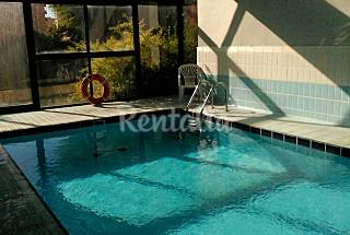 Indoor swiming pool at 500 meters from the beach Alicante