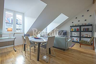 Apartamento en alquiler en Pena Lisboa
