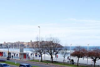 Appartement pour 6 personnes à front de mer Asturies