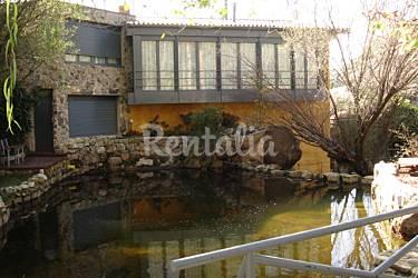 Casa de la cascada manzanares el real madrid camino de - Casa rural manzanares ...