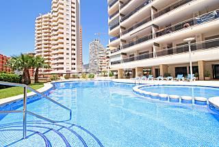 Apartamento para 2-3 personas a 100 m de la playa Alicante