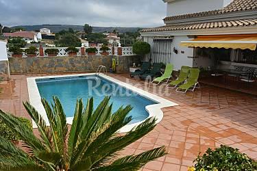 Casa rural san roque c diz comarca del campo de gibraltar for Piscina municipal san roque