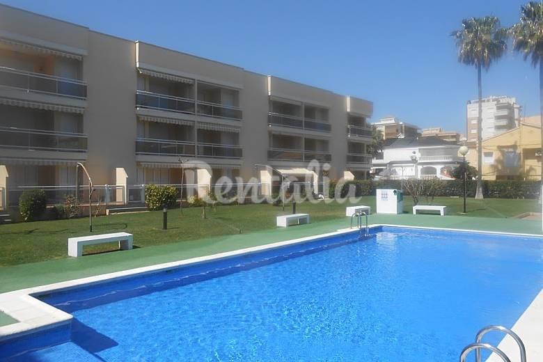 Apartamento en alquiler en valencia xeraco playa xeraco valencia - Apartamentos en alquiler en valencia ...