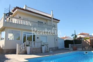 Villa for 8-9 people only 600 meters from the beach Tarragona