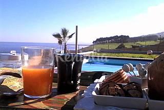 Beachfront house Cantabria