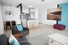 Appartement voor 4-6 personen op 200 meter van het strand Lanzarote