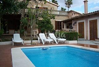 Casa con capacidad de 4-11 personas con piscina Mallorca