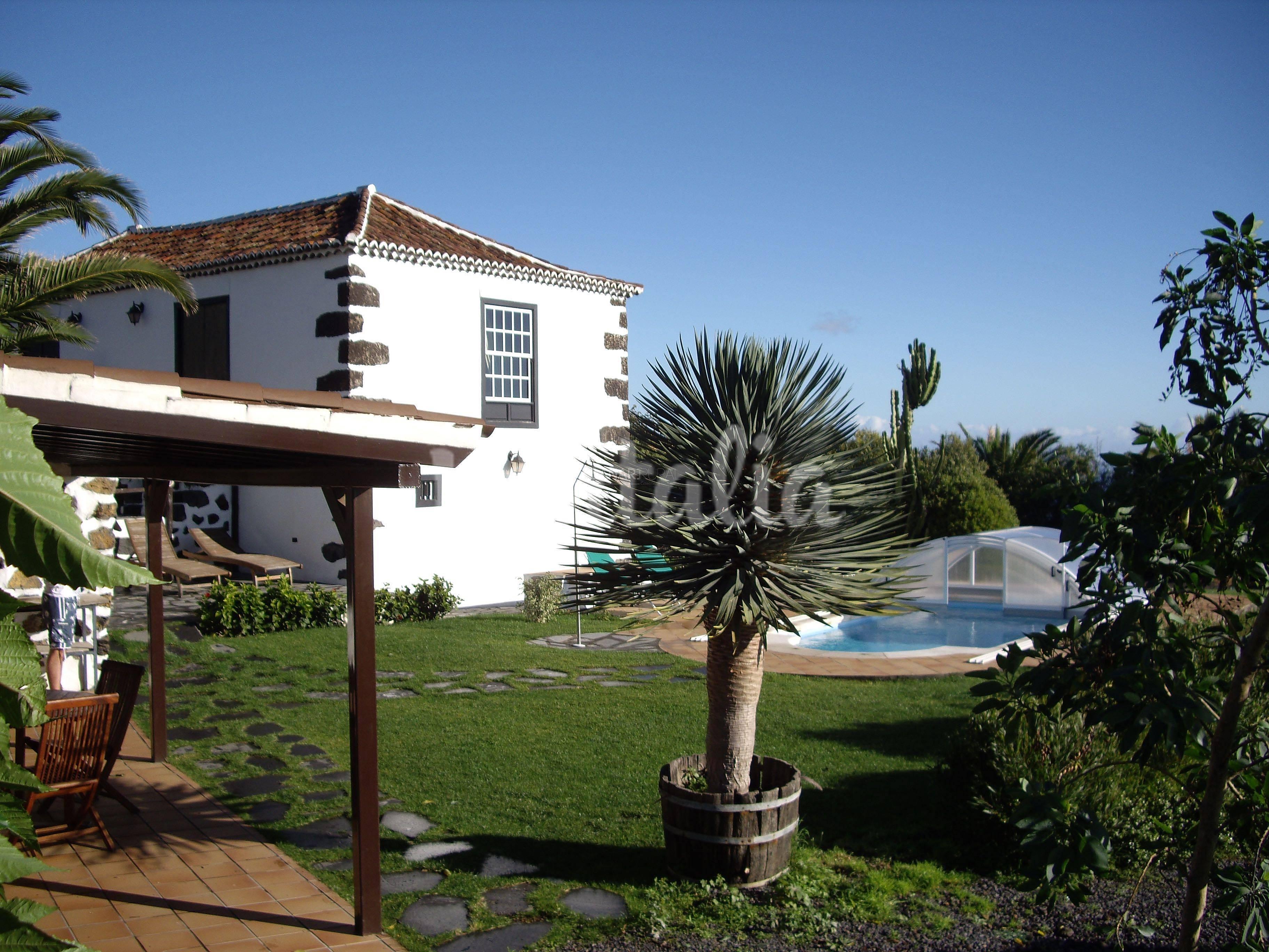 Casa rural posito el pueblo tijarafe la palma - Hotel rural en la palma ...