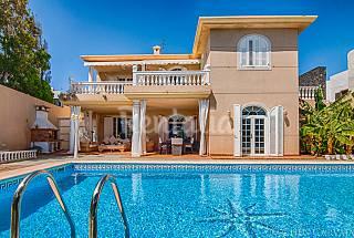 Villa de 3 habitaciones en 1a línea de playa Lanzarote
