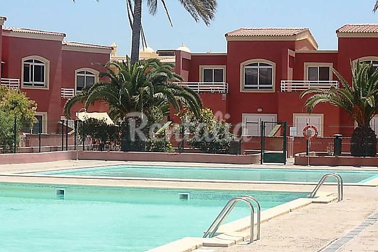 Casa en alquiler con piscina corralejo la oliva - Camping en oliva con piscina ...