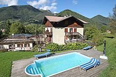 Apartment for 4 people Borno Monte Altissimo Trentino