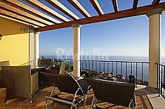 Appartement pour 4 personnes avec piscine Île de Madère