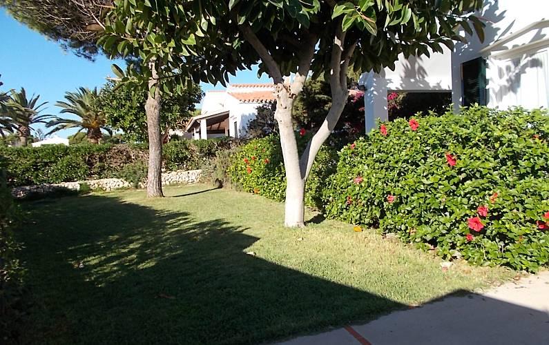 Villa de 3 chambres 1000 m de la plage cala 39 n bosch for Jardin hormiguita viajera villa bosch