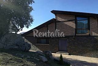 House for rent in Los Angeles de San Rafael Segovia