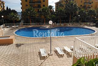 Appartement pour 6 personnes à 50 m de la plage Ténériffe